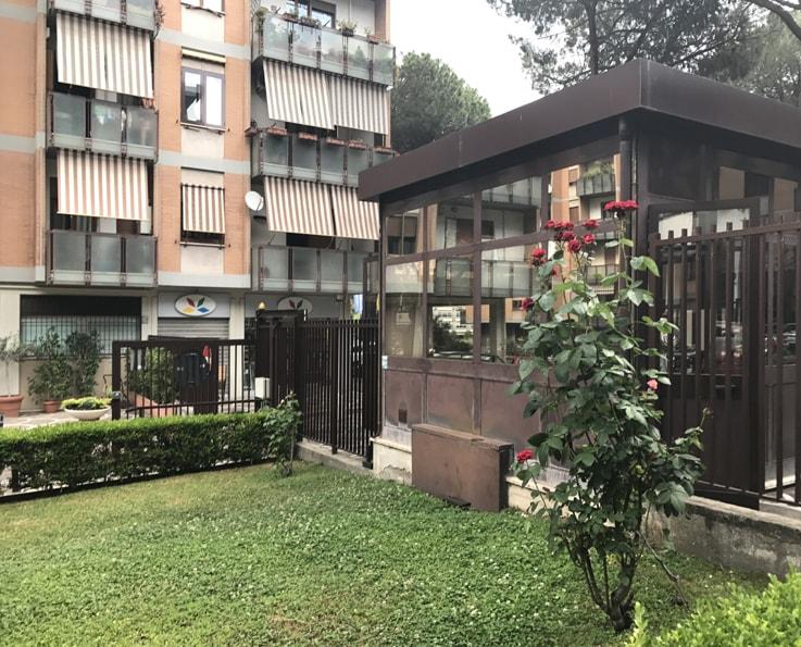Trilocale Via Alessio Baldovinetti, Roma