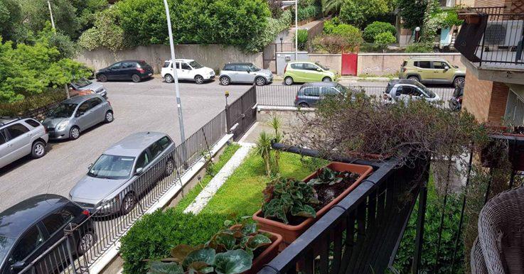 Quadrilocale Via Giovanni Keplero, Roma