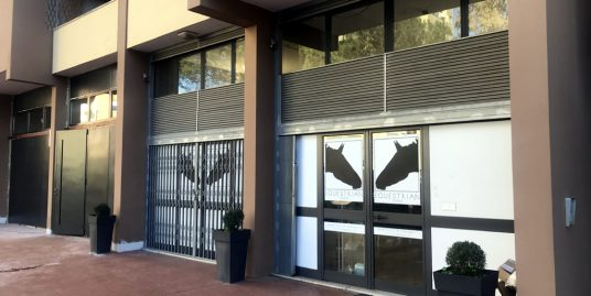 Negozio a reddito in vendita – Laurentina – Via Byron